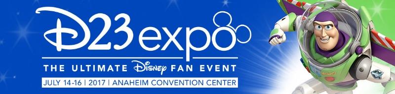 D23 Expo 2017 Anaheim