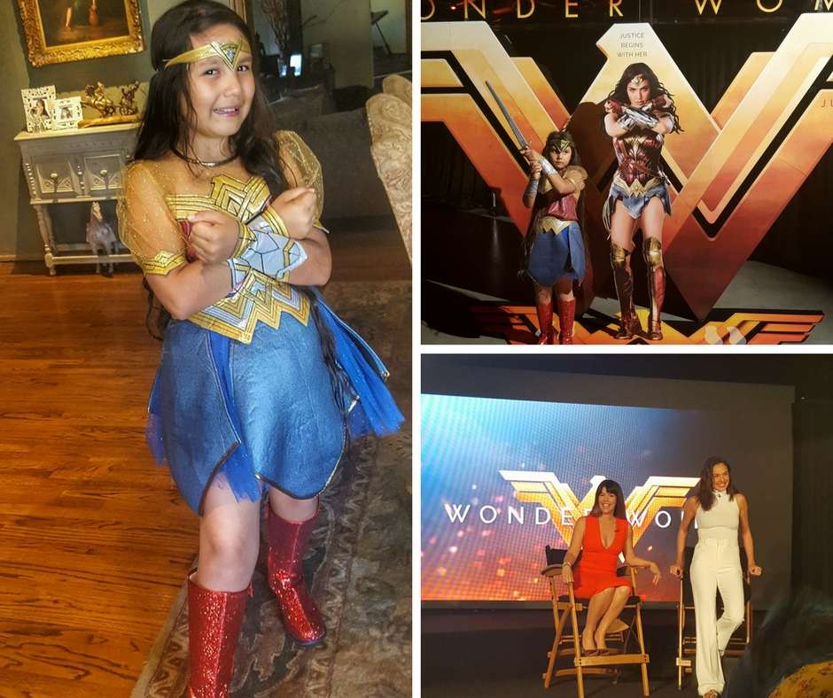 Huge thanks to  Chasing Fireflies  for their AMAZING Wonder Woman Costume, it was perfect!