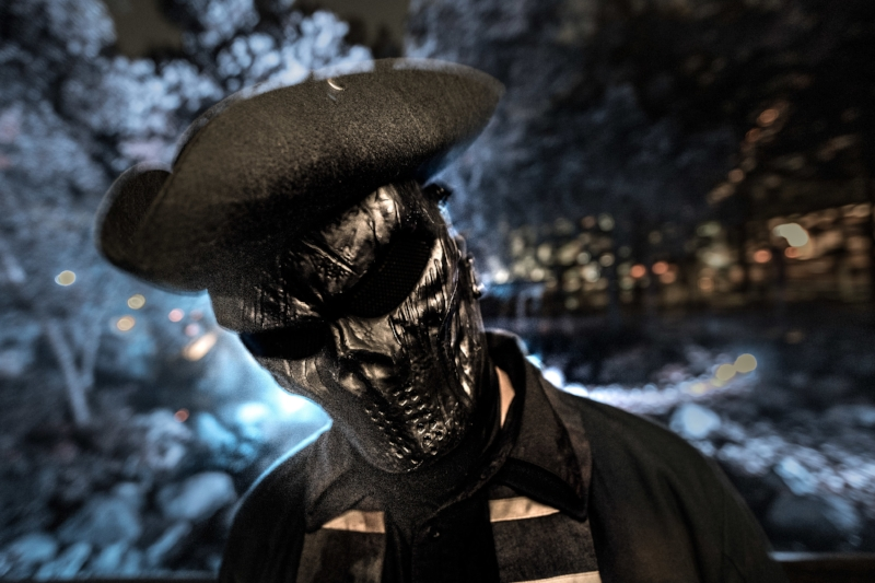 The Hallow Scare Zone Photo Credit: Knott's Scary Farm