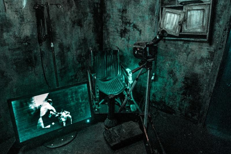 Paranormal INC. Photo Credit: Knotts Scary Farm