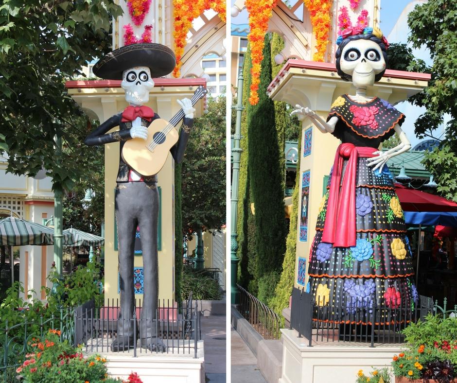 Calacas (skeletons) Celebrate the Spirit of Día de los Muertos