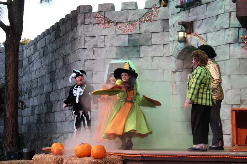 Brick or Treat Party Nights at Legoland California (c) Cleverly Catheryn