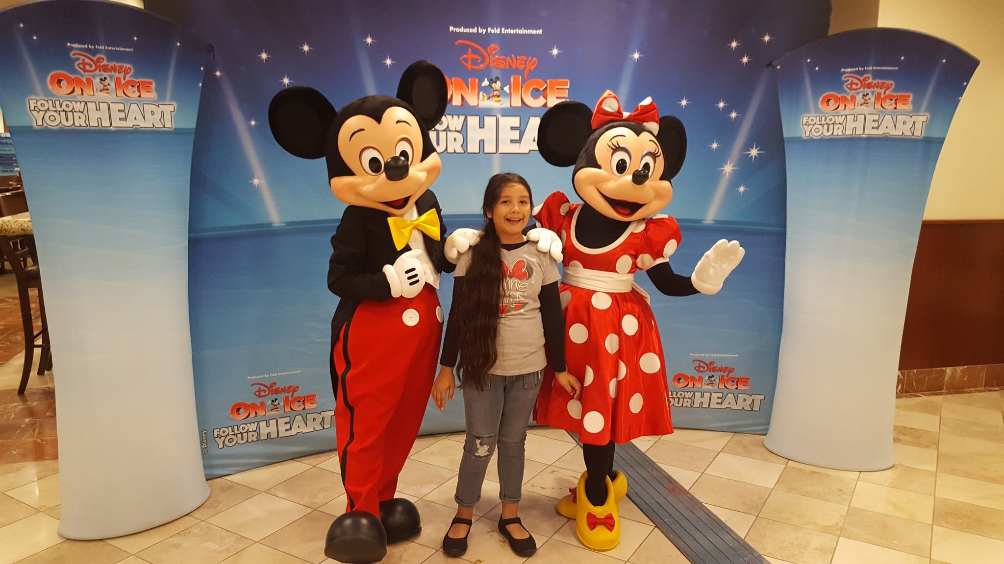 Disney On Ice Follow Your Heart (c) Cleverly catheryn
