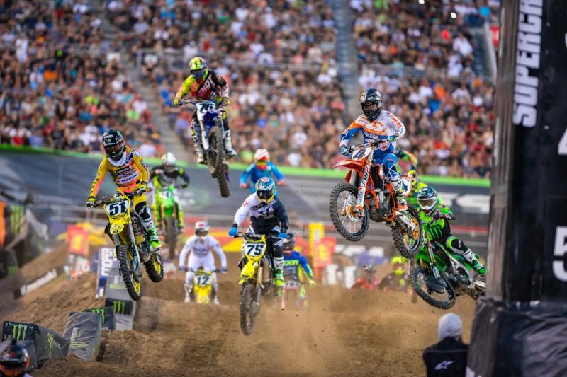 Photo Credit: Feld/Monster Energy Supercross