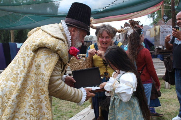 Renaissance Faire in Irwindale (c) Cleverly Catheryn