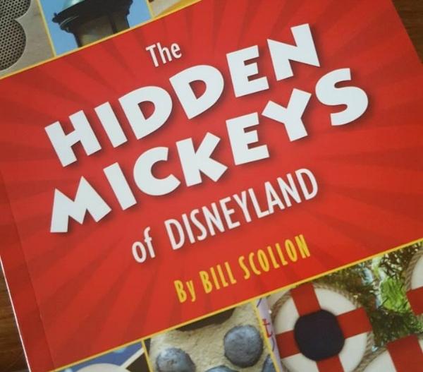 Hidden Mickeys at Disneyland (c) Cleverly Catheryn