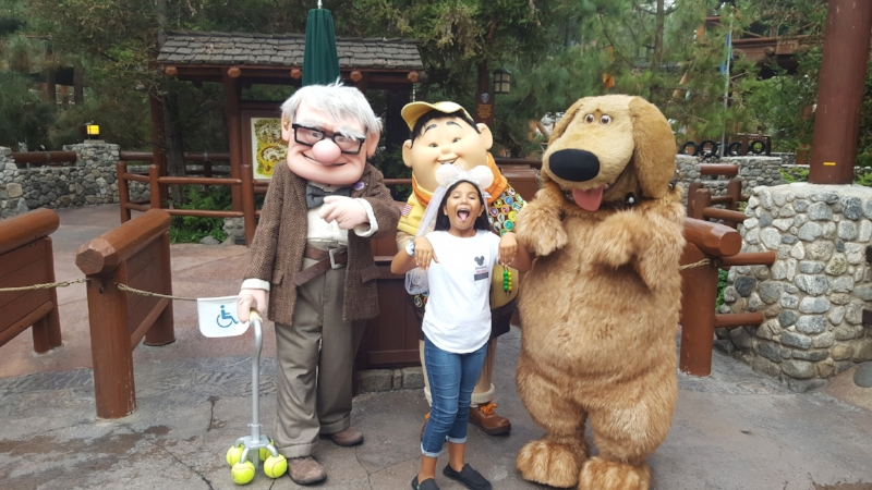 Special Events bring out special characters at Disney California Adventure