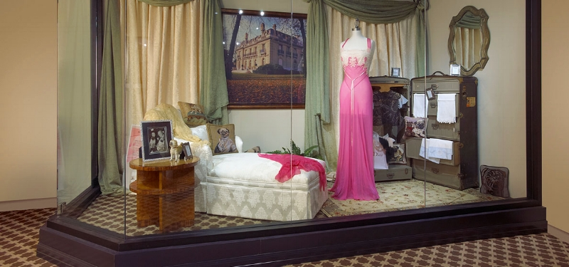 Diana: Legacy of a Princess onboard The Queen Mary in Long Beach