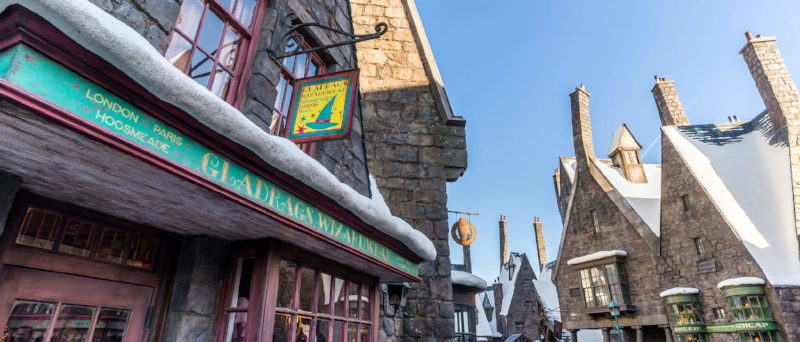 Gladrags Wizardwear Universal Studios Hollywood