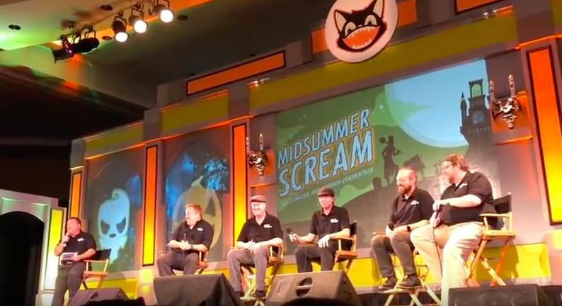 Midsummer Scream Knott's Scary Farm Panel