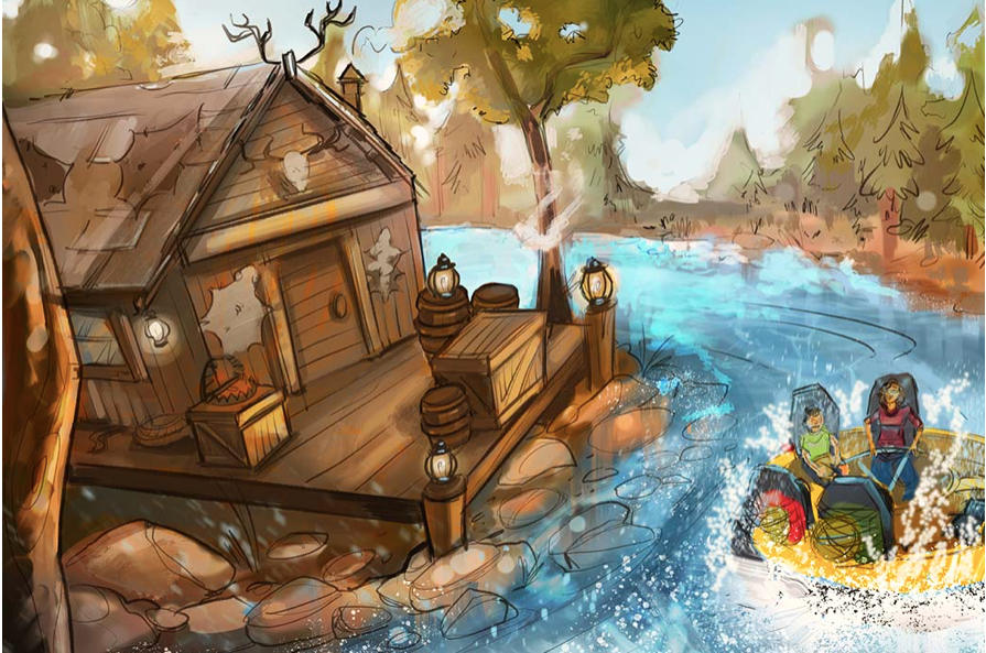 Calico River Rapids Coming to Knott's Berry Farm Summer 2019