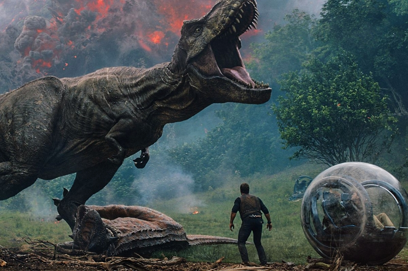 Jurassic World Live Tour Coming in 2019