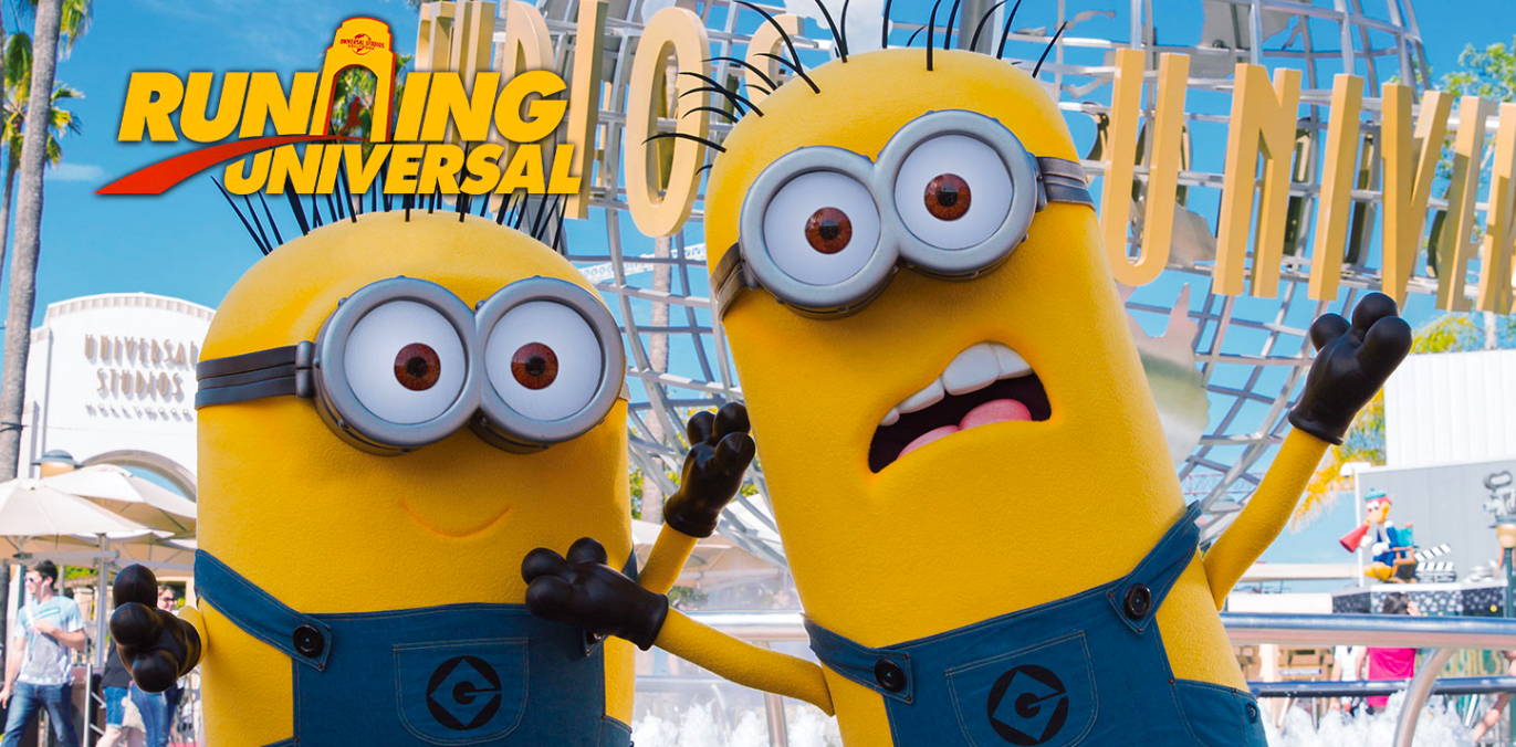 5K Minion Run at Universal Studios Hollywood