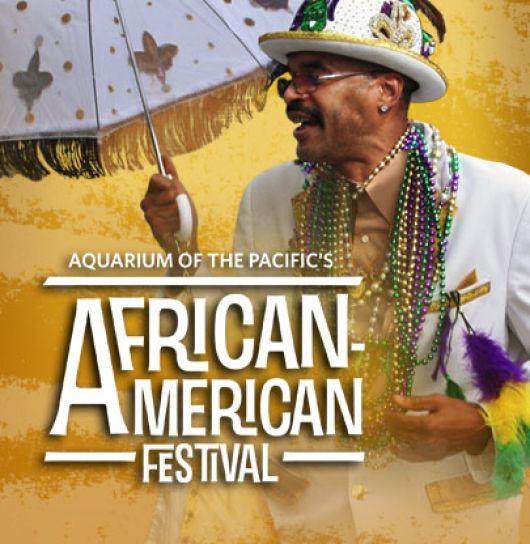 African-American Festival at Aquarium of the Pacific