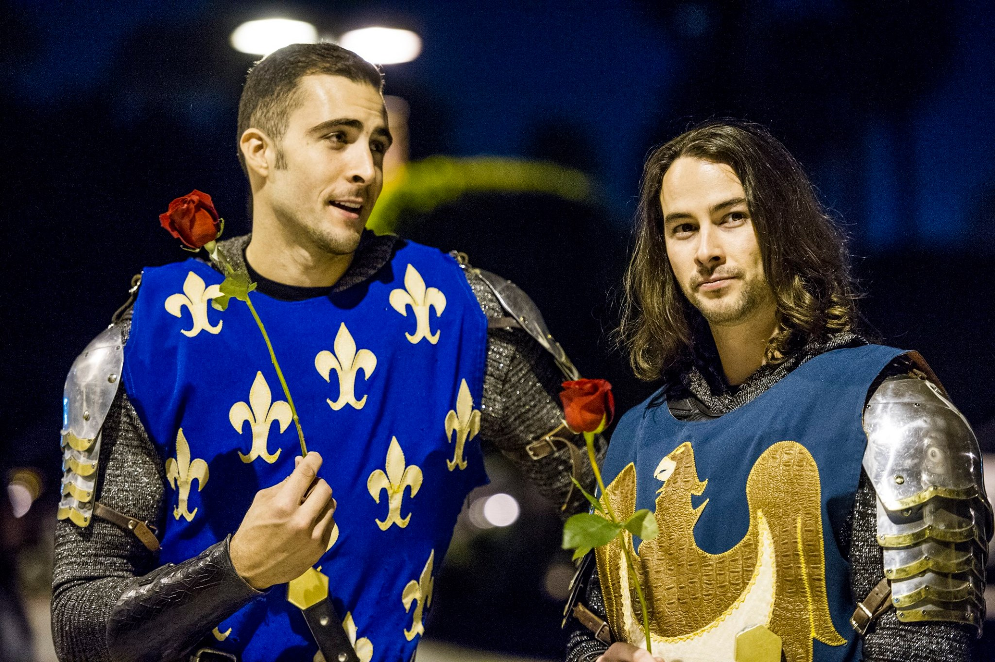 Knights with carnations 1.jpg