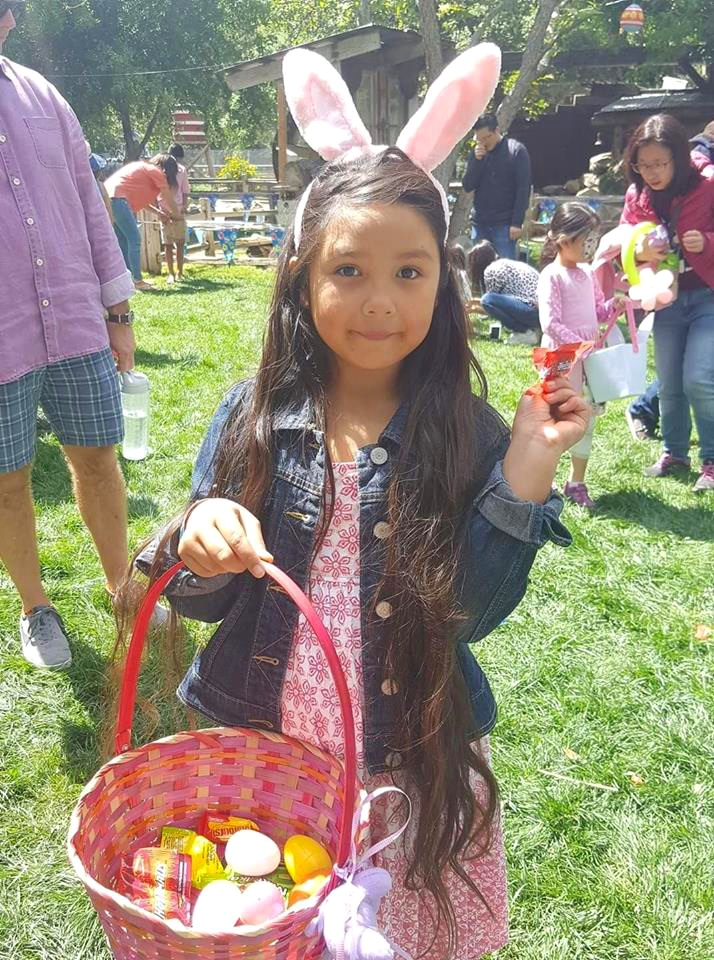 Easter Egg Hunt at Irvine Park Railroad (c) Cleverly Catheryn