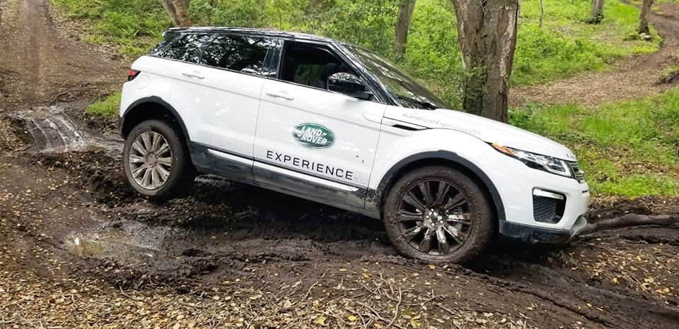 Land Rover Experience Carmel (c) Cleverly Catheryn