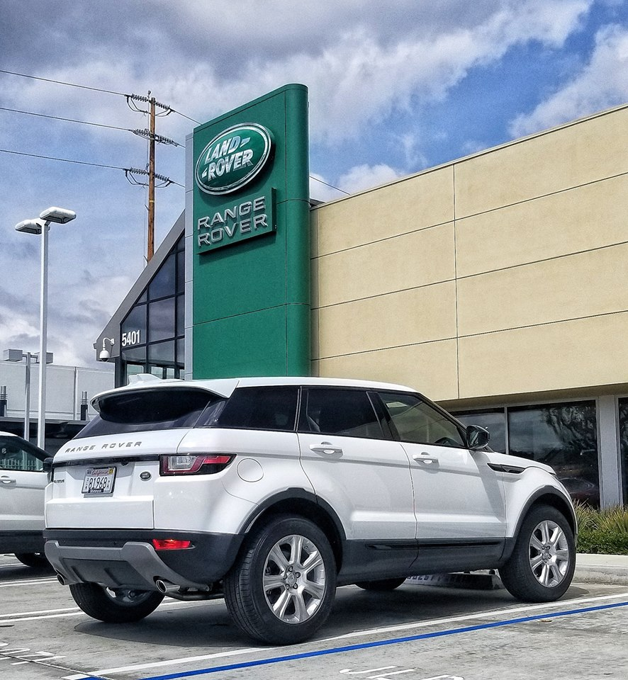 2019 Land Rover Evoque (c) Cleverly Catheryn