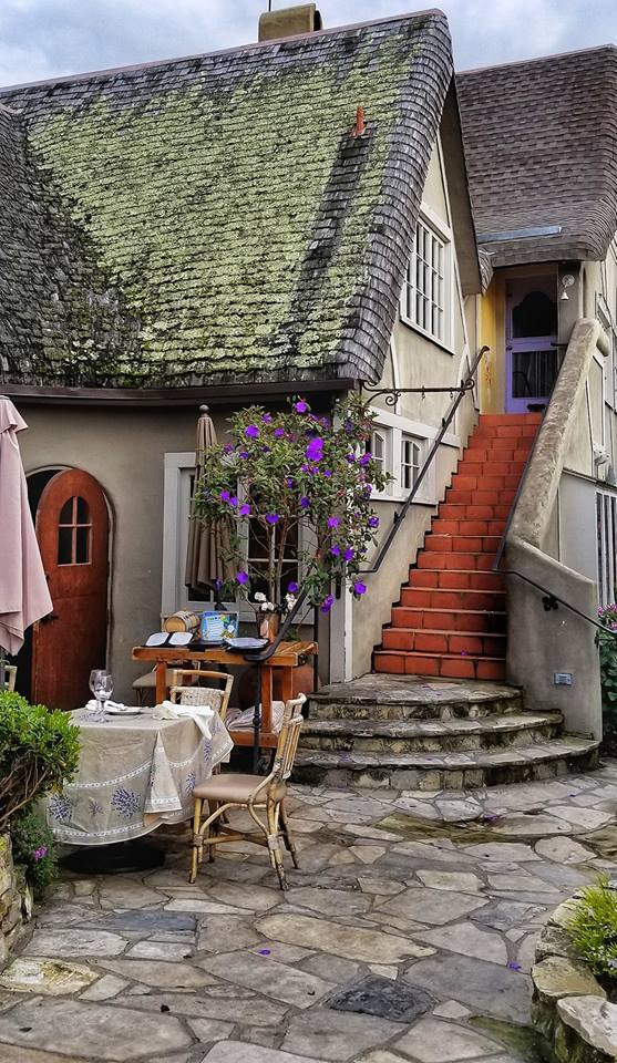 The character and architecture win Carmel By The Sea is right out of a storybook
