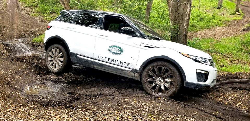 No trip is complete without a little off road exploring~ Land Rover Driving Experience Quail Lodge Carmel