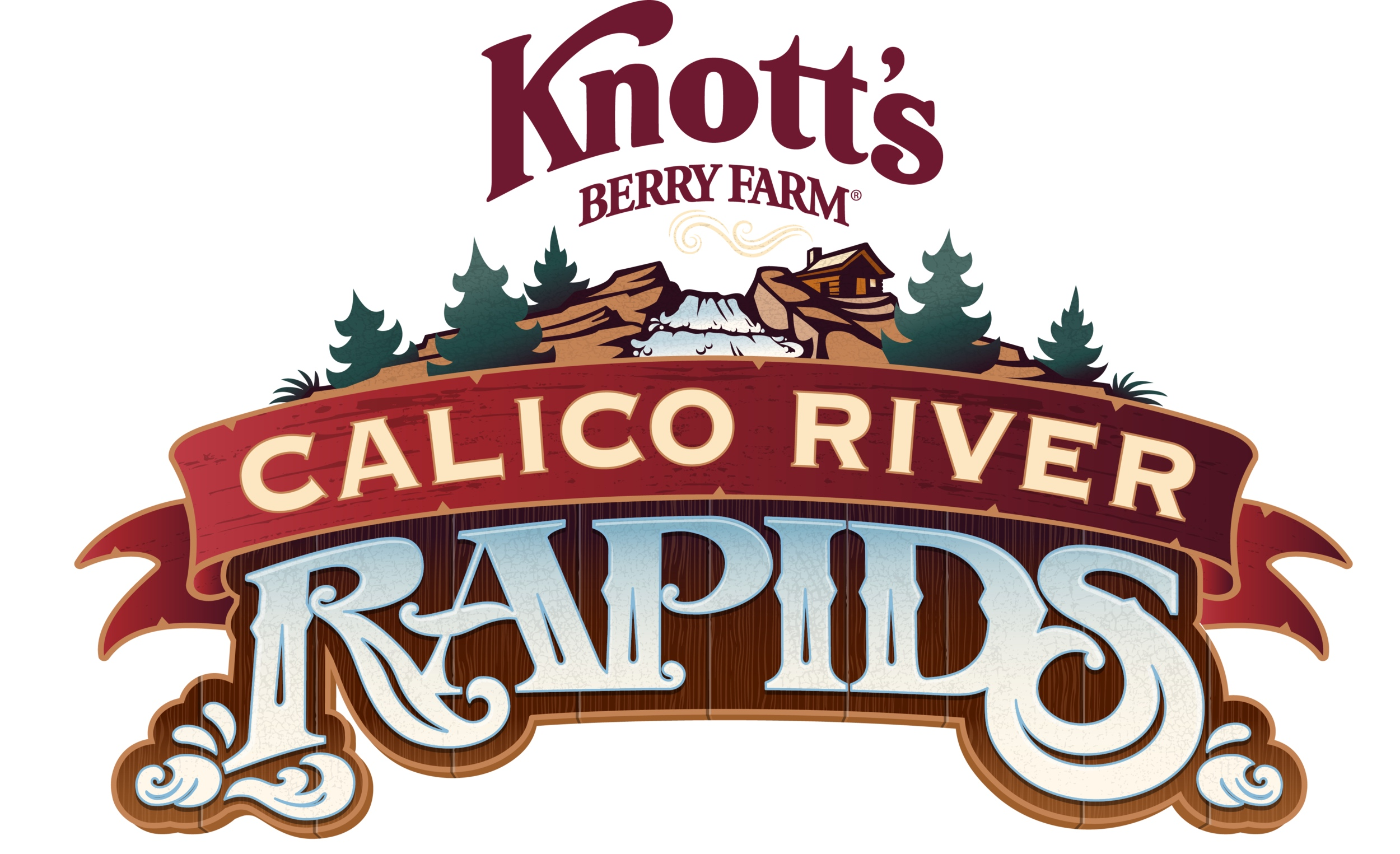 Calico River Rapids Logo.png