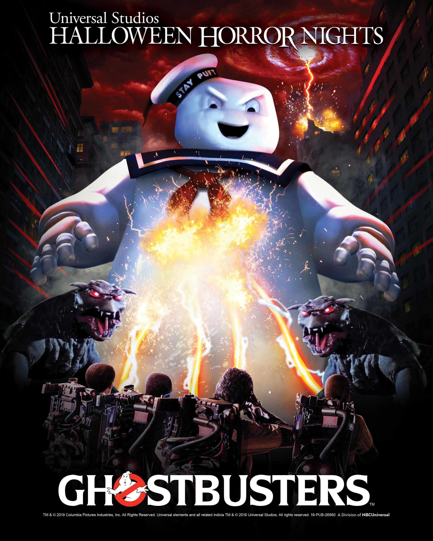 Ghostbusters maze at HHN 2019 (logo).jpg