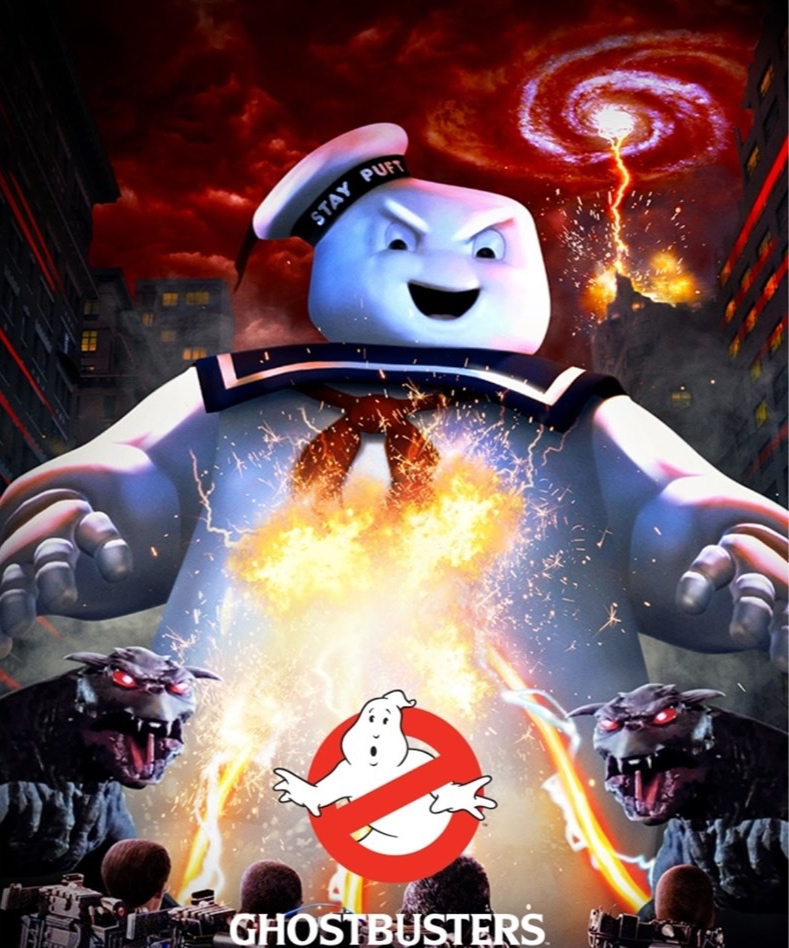 Ghostbusters Maze Universal Hollywood Halloween Horror Nights