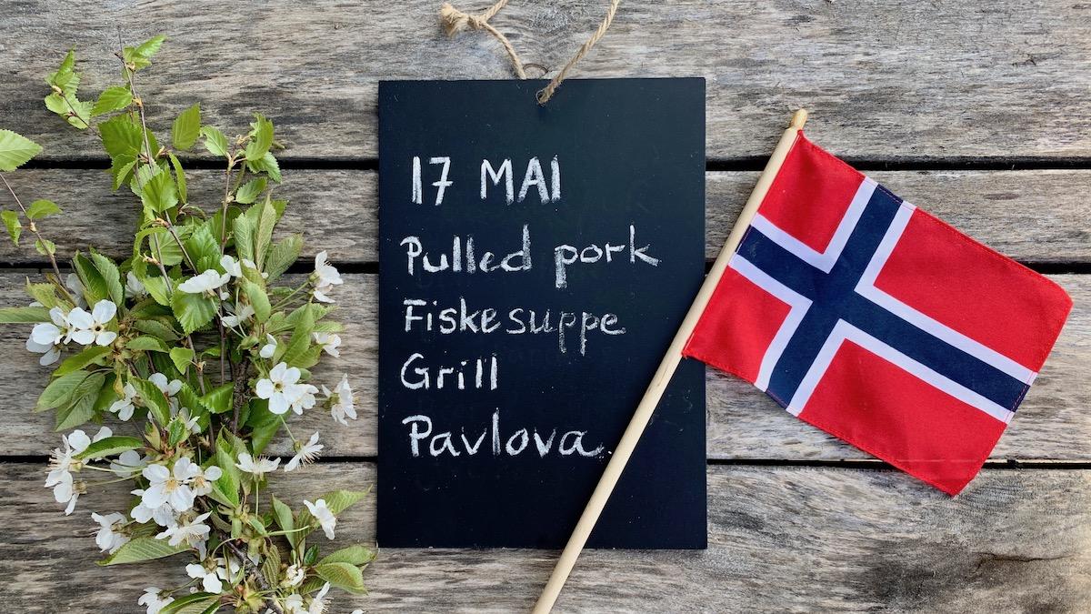 Hva setter du på menyen hvis du skal arrangere 17.mai? Her har du våre favoritter.