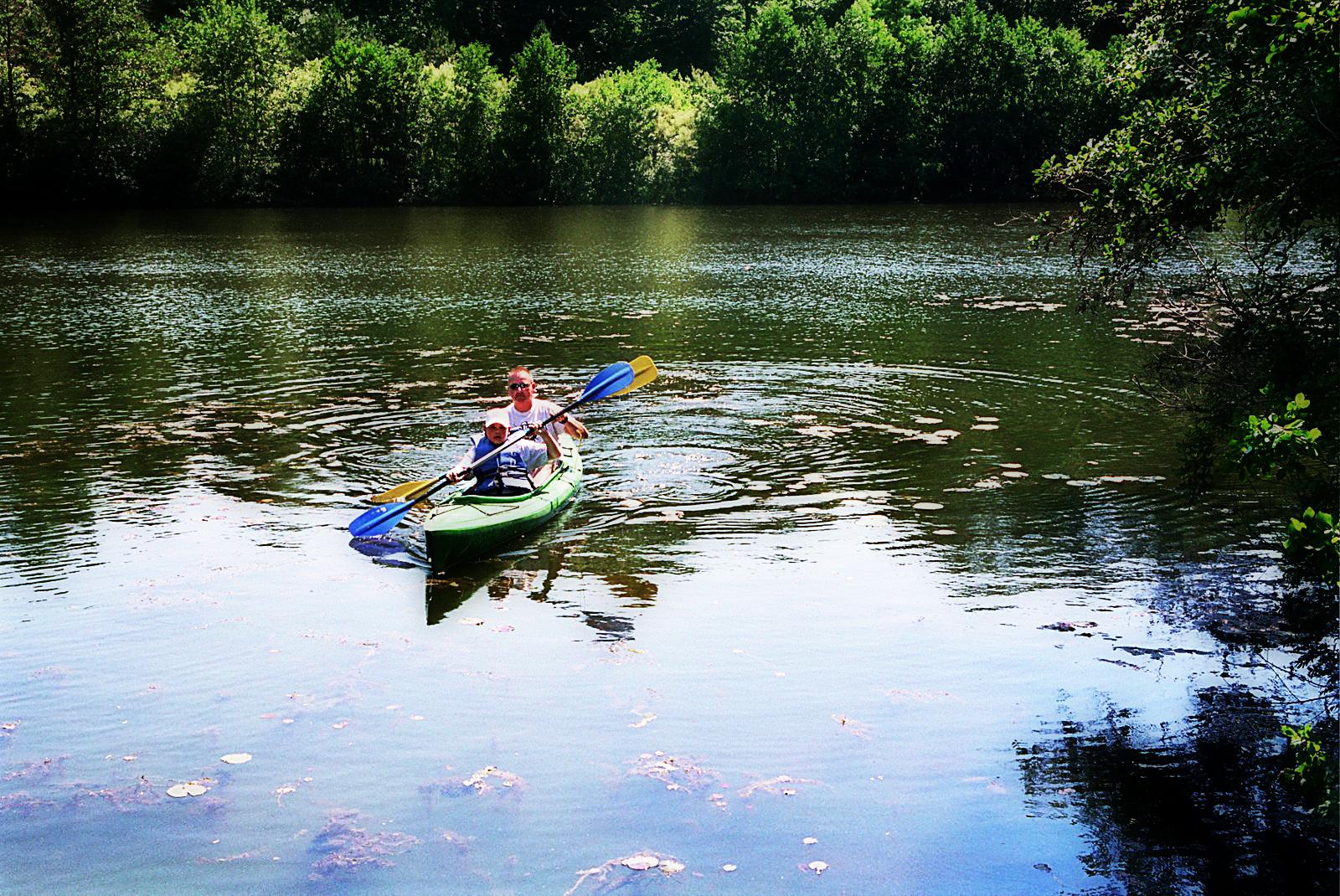 AnnArbor-Gallup Park kayak.jpg