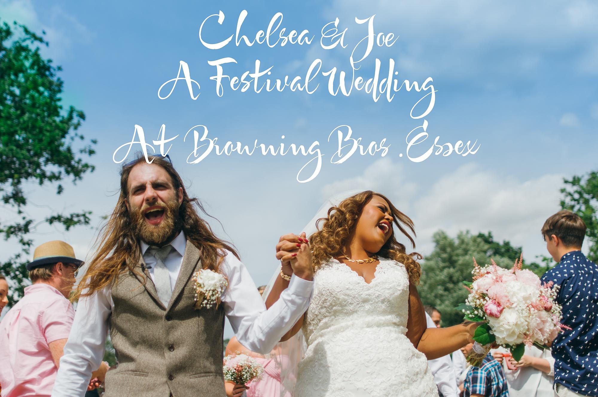 Festival Wedding at Browning Bros. Essex+Modern Essex Wedding Photographer
