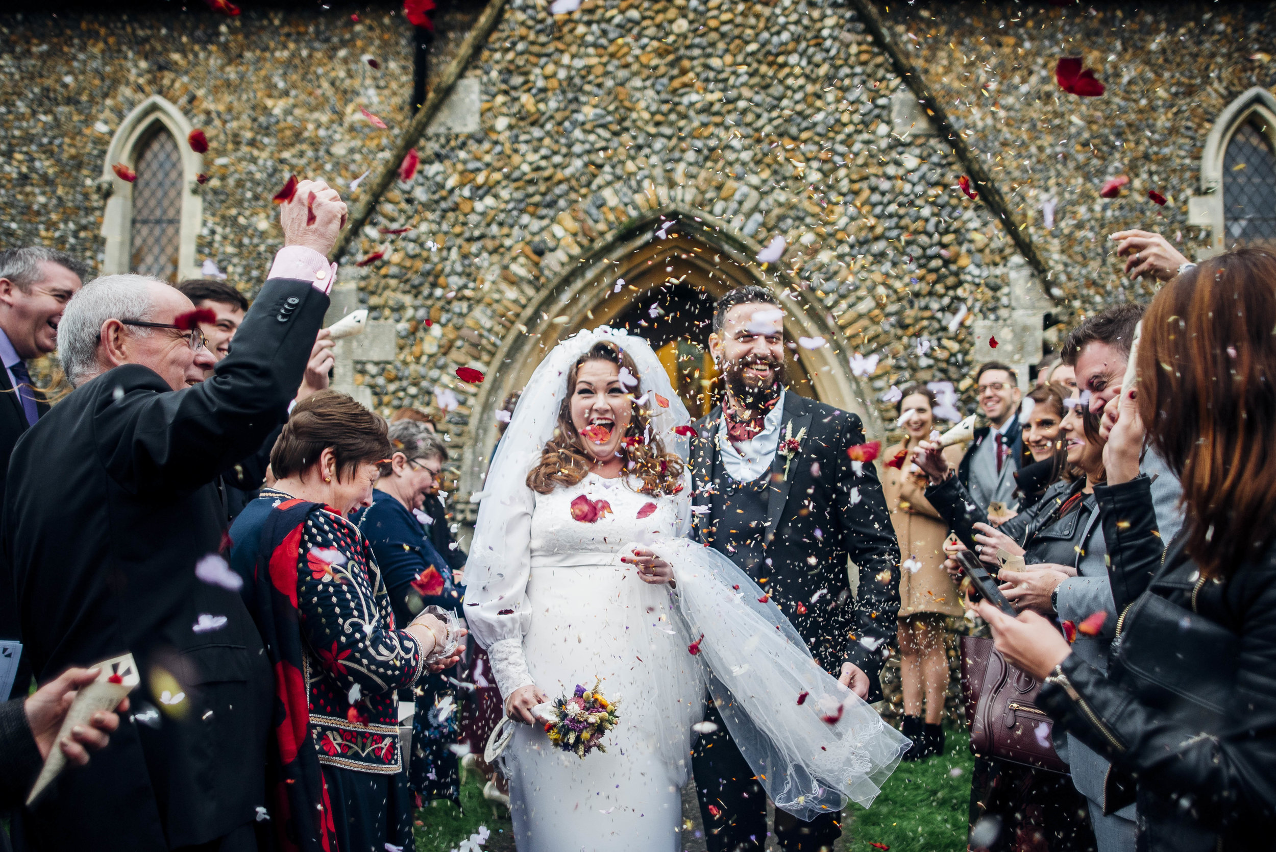 Alternative Essex Wedding Photographer
