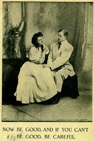 Copyright 1907 by Irvin M. Kline