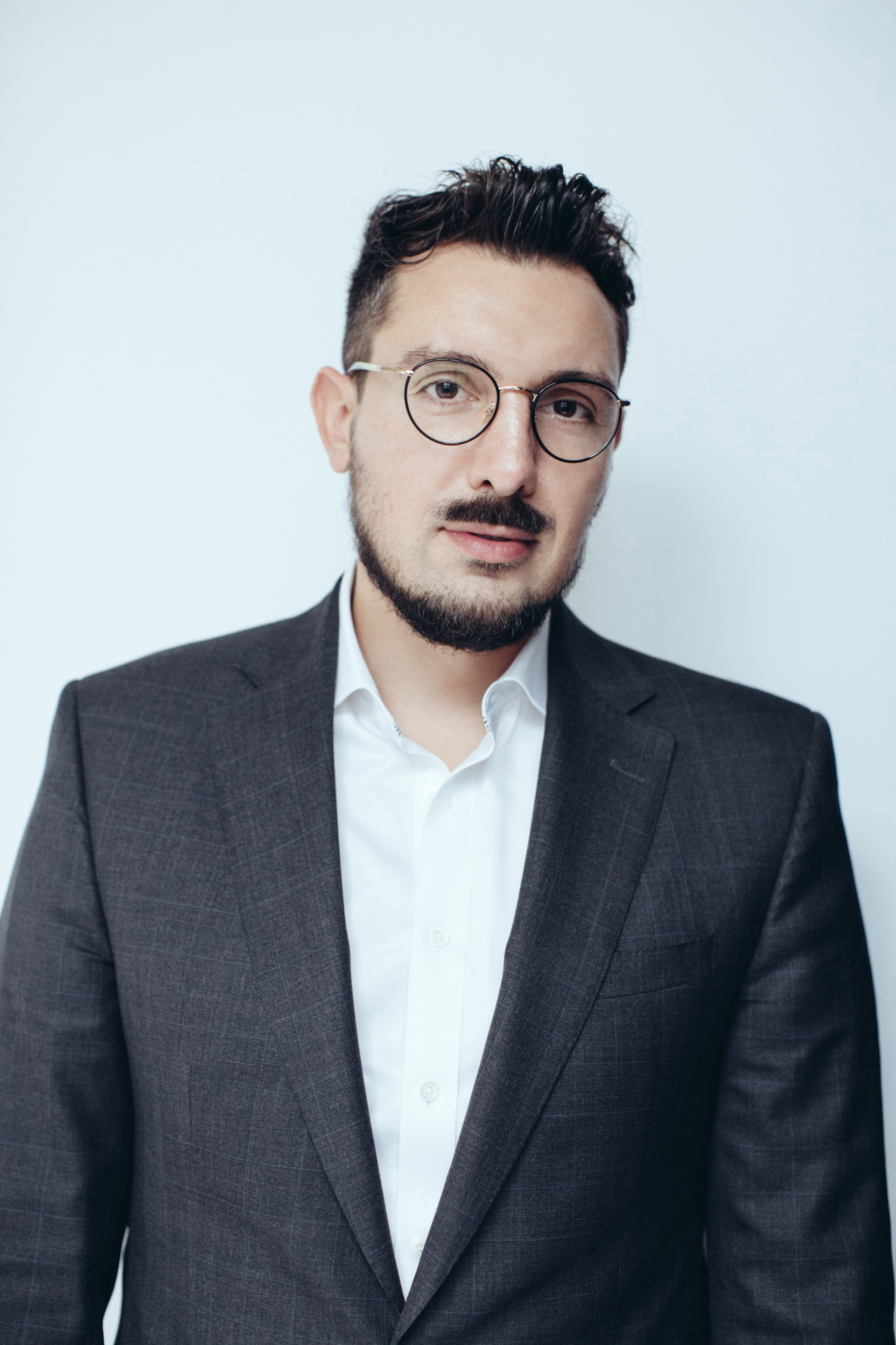 Vuk Magdelinic, CEO of Overbond