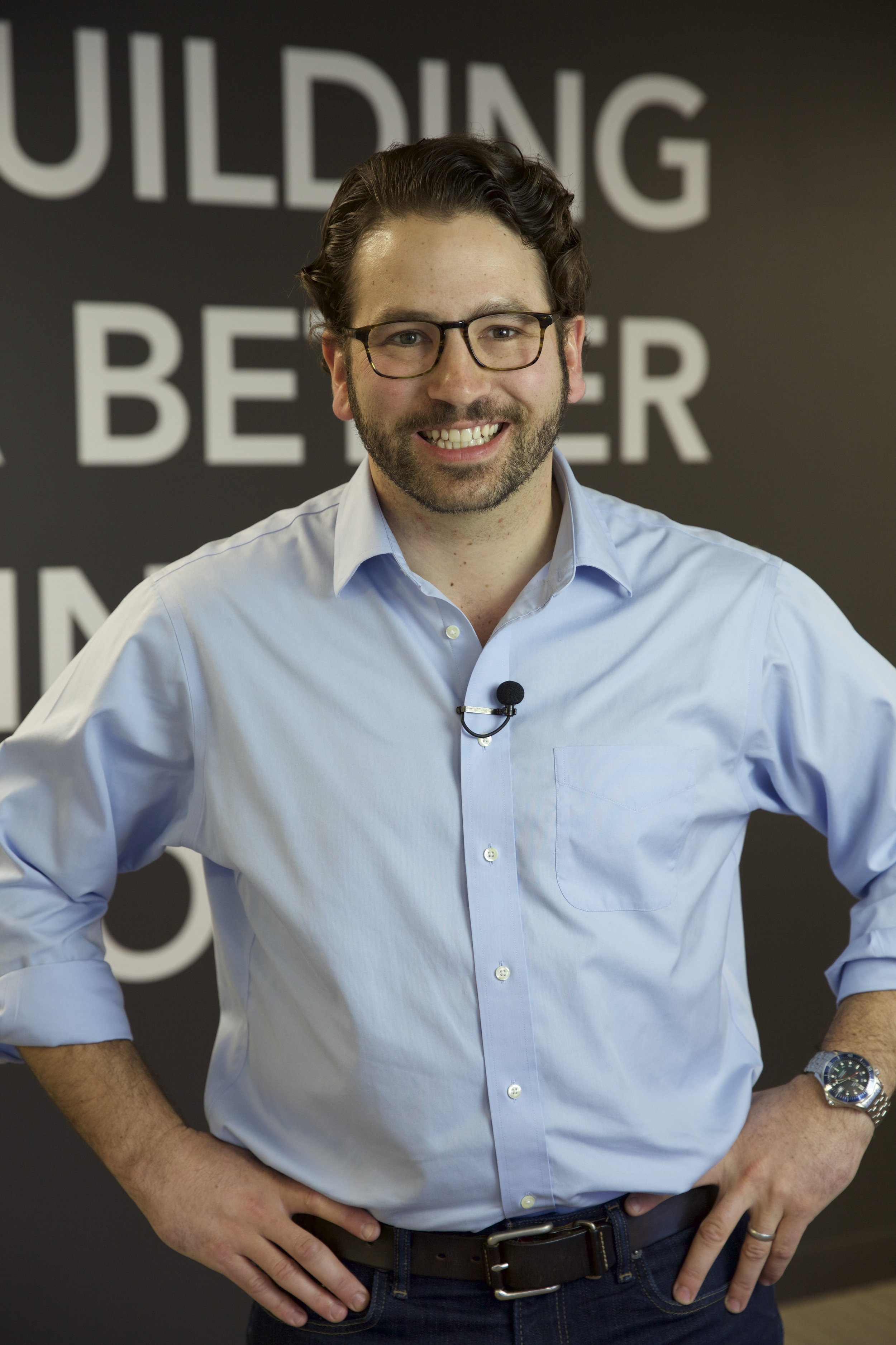 Sam Hodges, CEO of Funding Circle