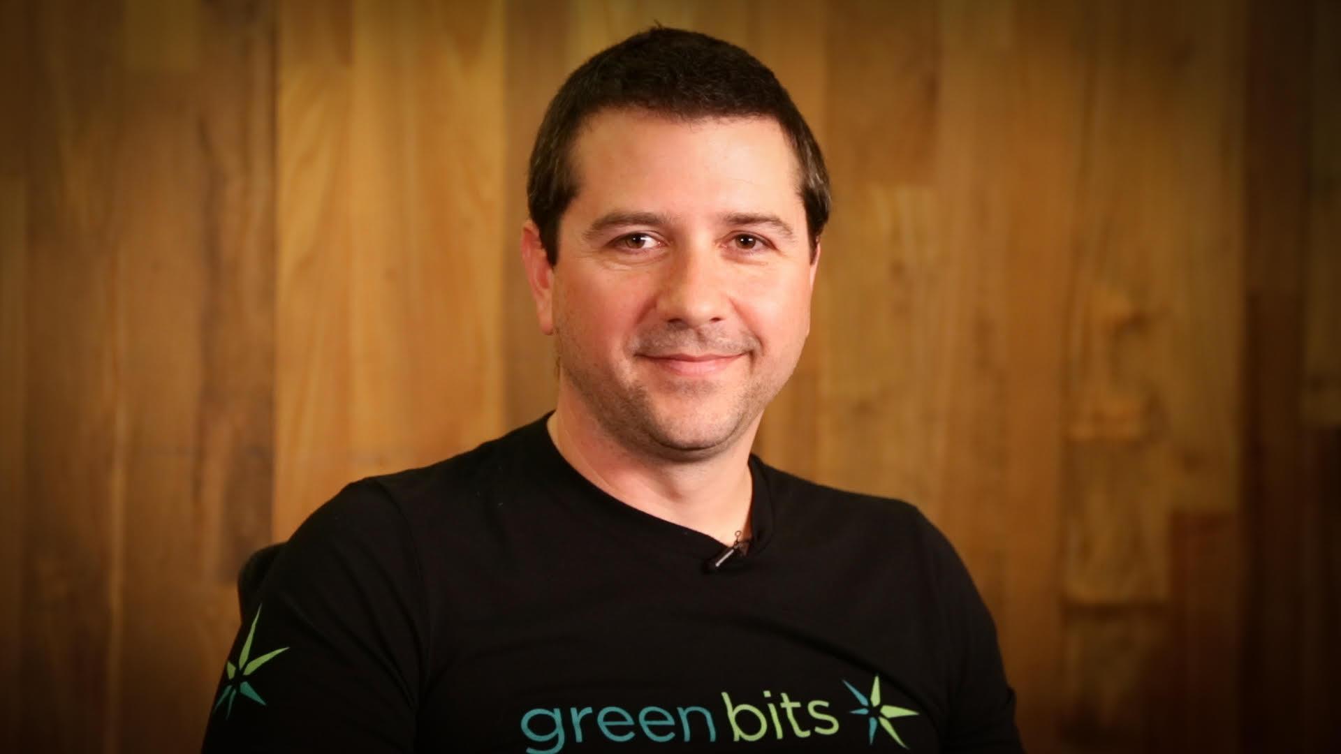 BEN CURREN CEO of GREEN BITS