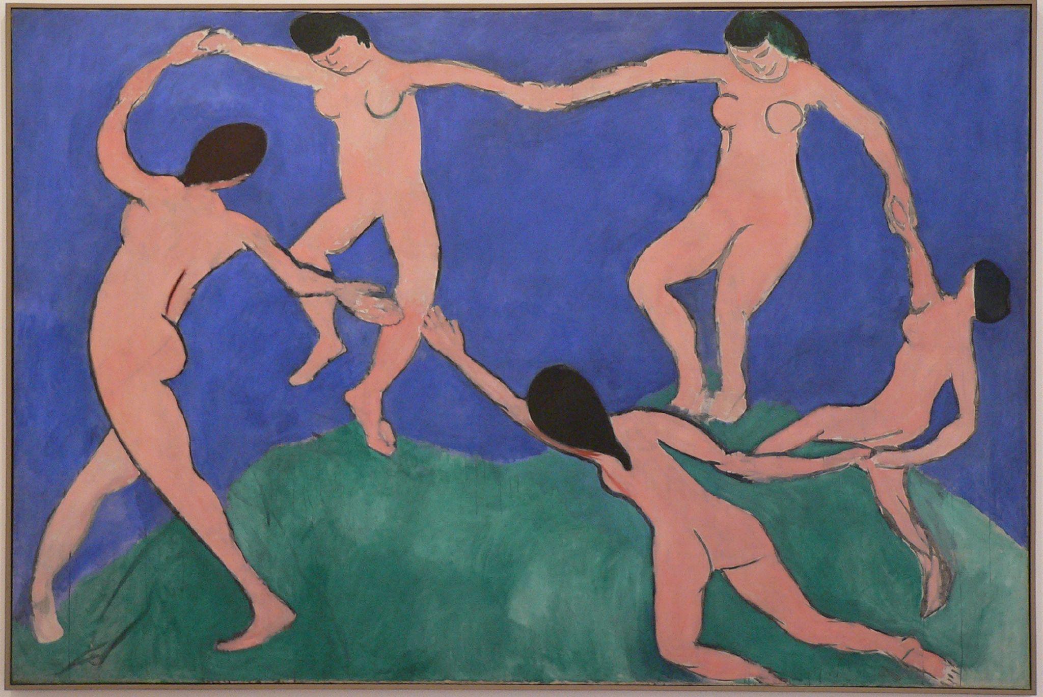 Dance (1)  by Henri Matisse