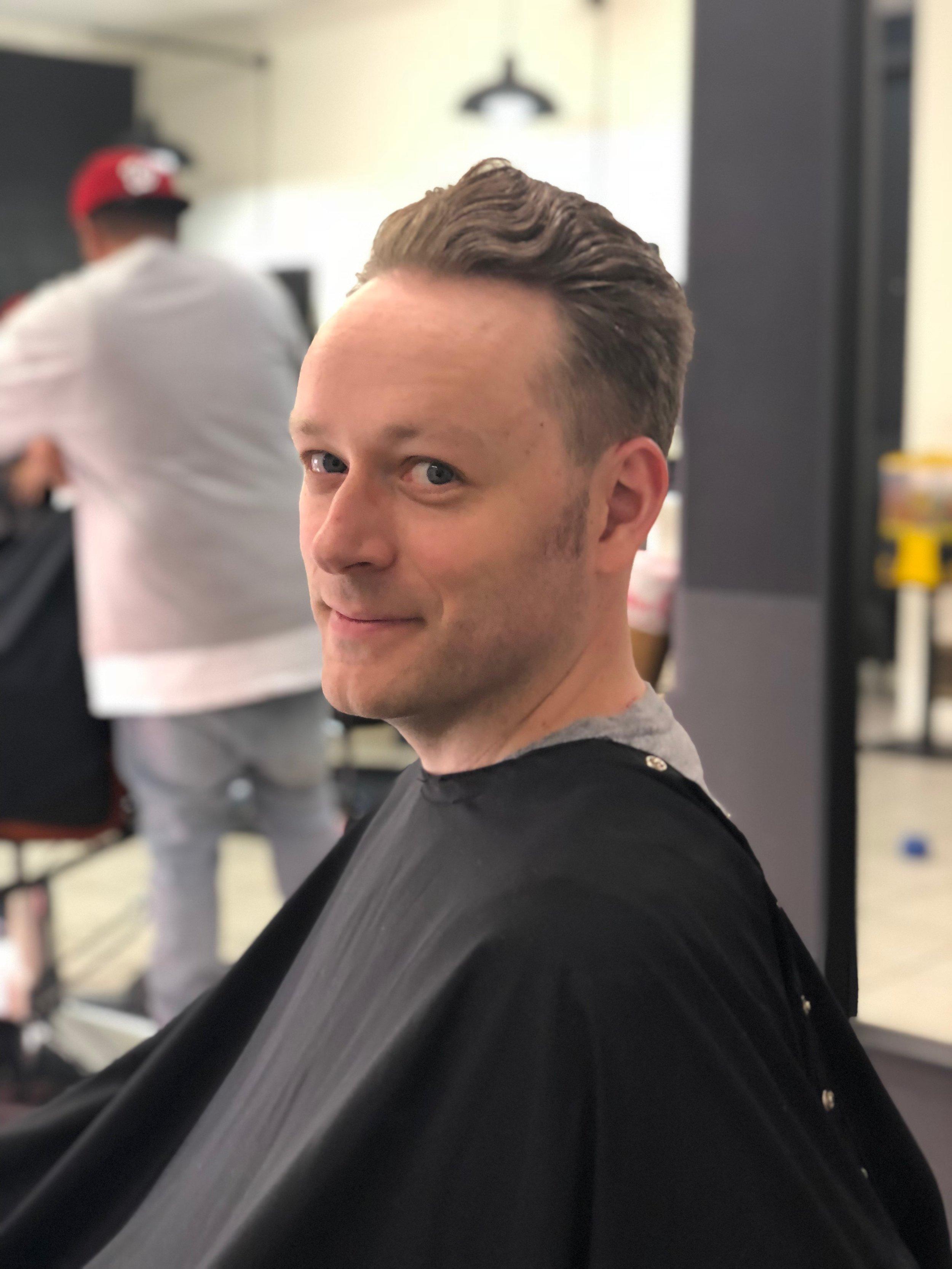 Men S Haircuts Walk Ins Welcome Salt Lake City Kraken Barber Shop Midvale