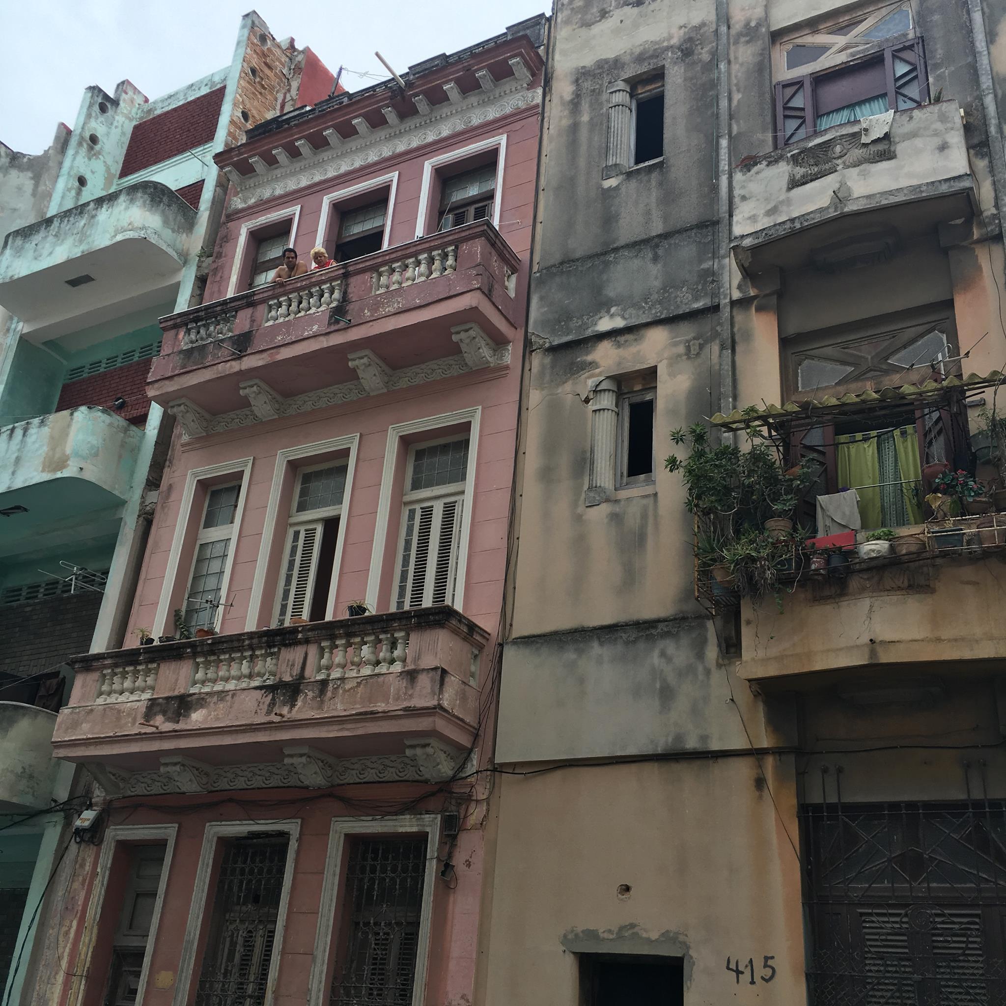 Pastel Havana