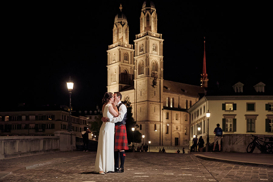 Séverine & Stephen, Zürich, Switzerland -