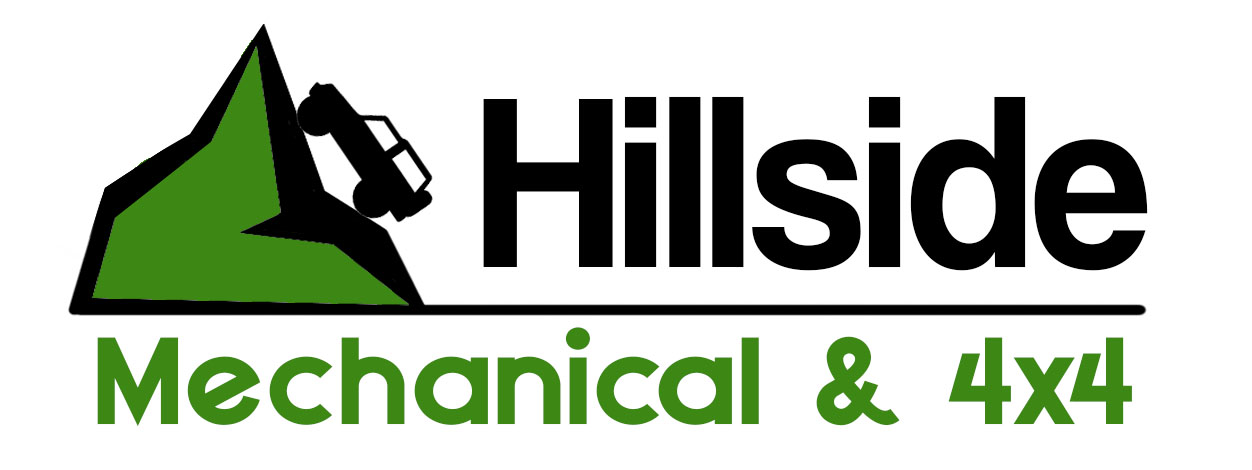 Hillside Mechanical 4x4 Logo