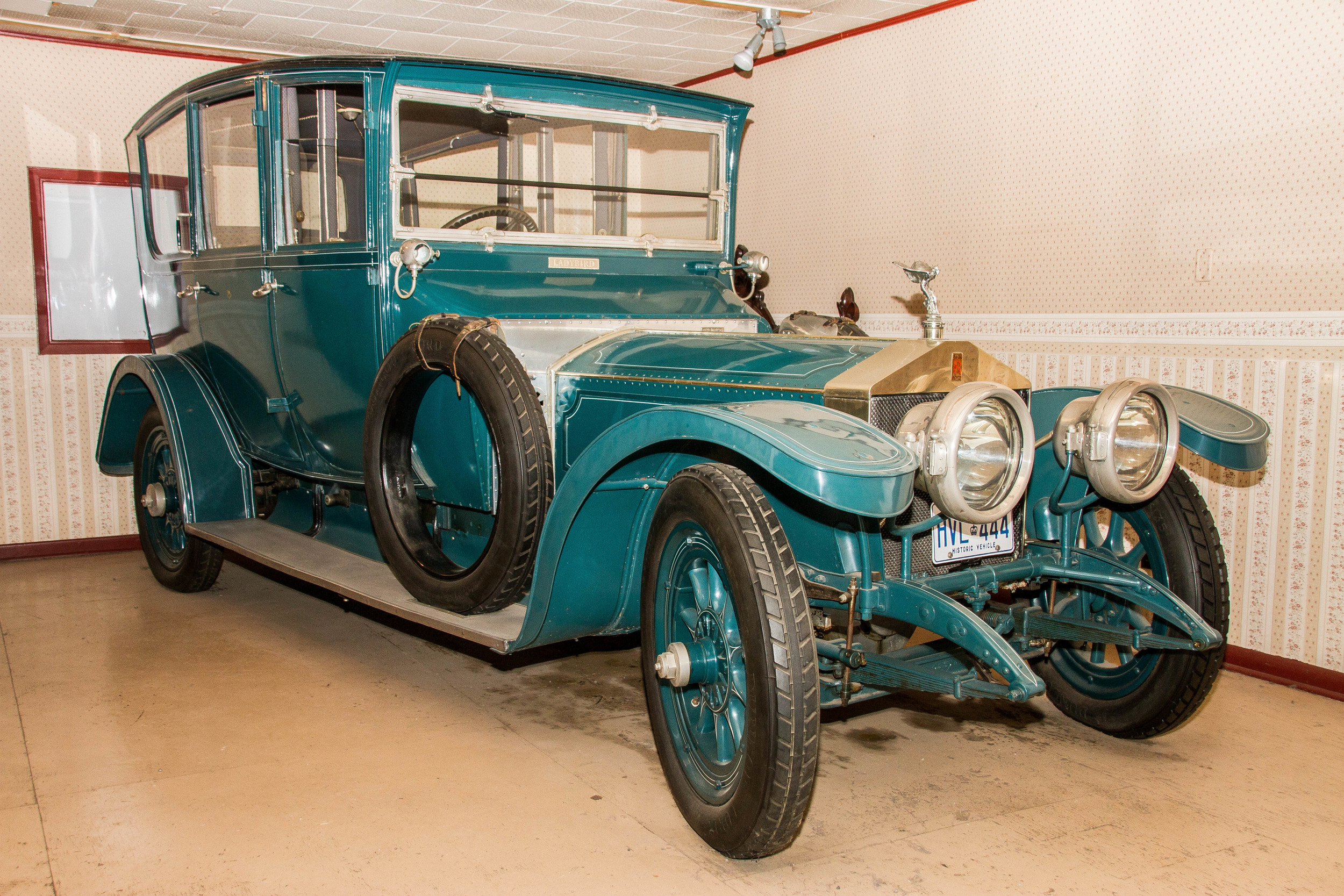 """1912 Rolls-Royce Silver Ghost - Named """"Ladybird"""" by Lady Eaton"""