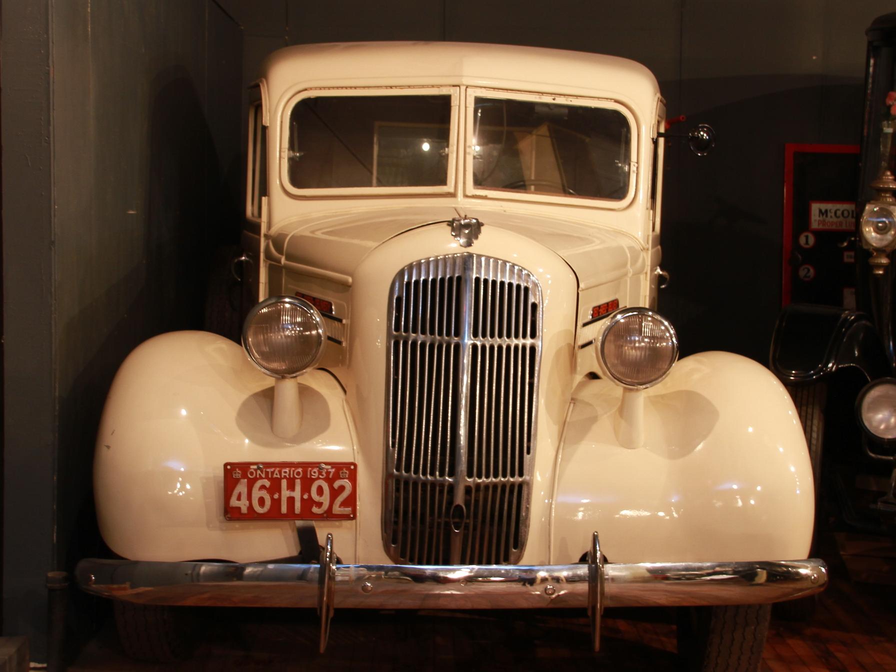 1937 REO Pickup Truck