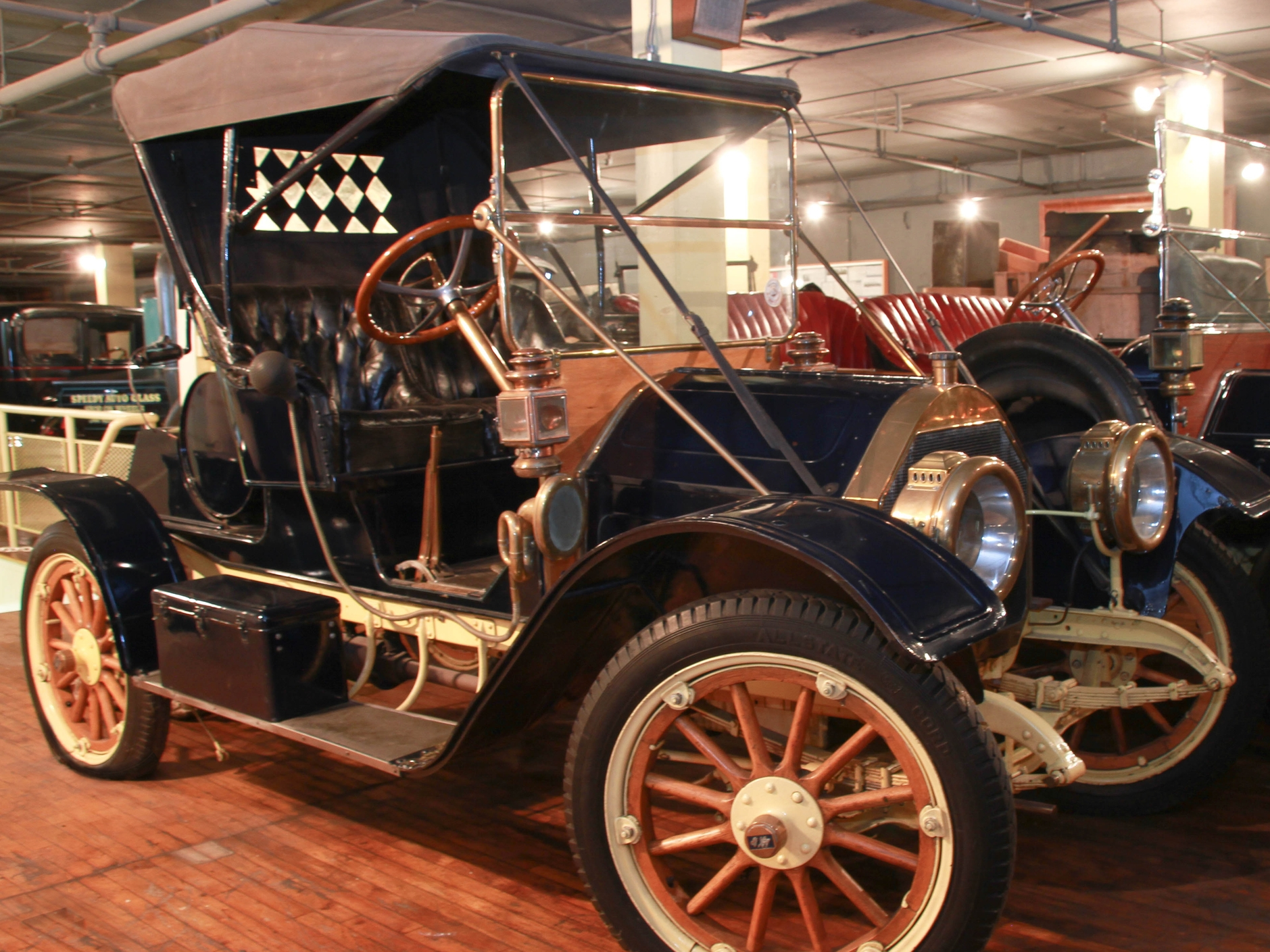 1910 McKay Roadster