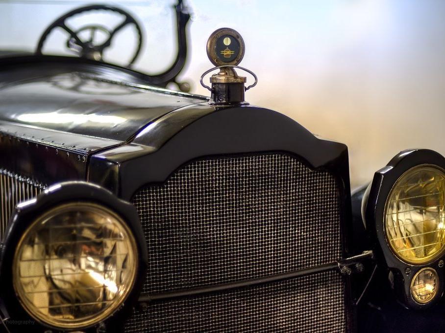 1918 Packard Twin Six