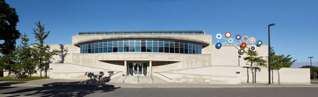 Robert McLaughlin Gallery - Oshawa's fine art museum featuring Canadian artists.