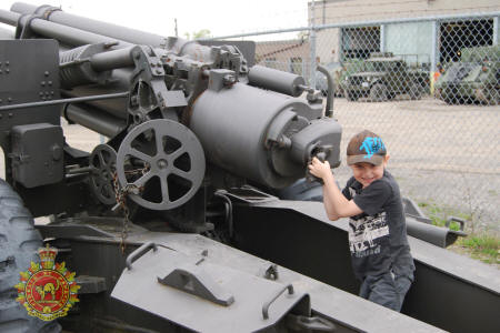 The Ontario Regiment Museum features Canada's largest collection of working tanks and military vehicles.