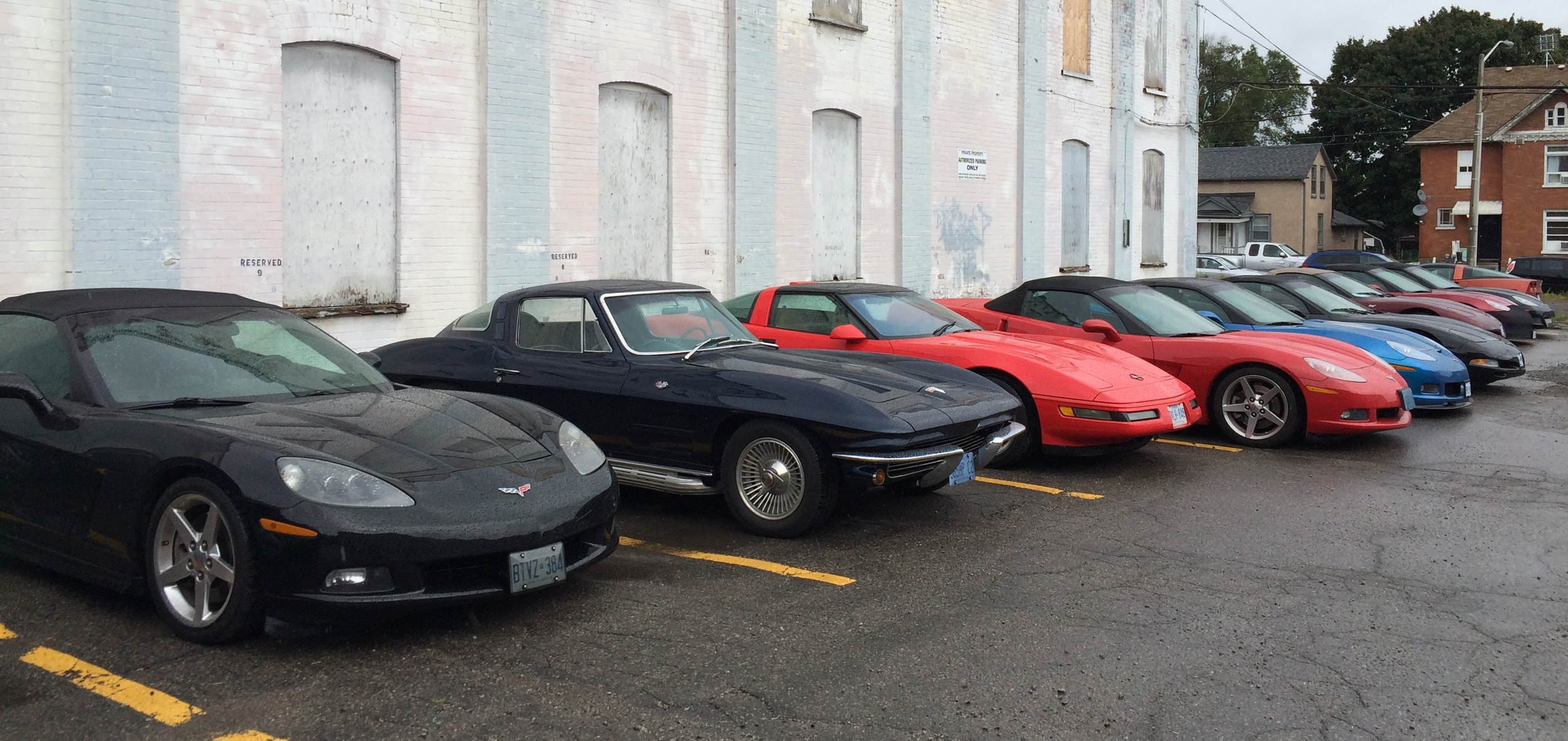 The Canadian Automotive Museum is located in downtown Oshawa.