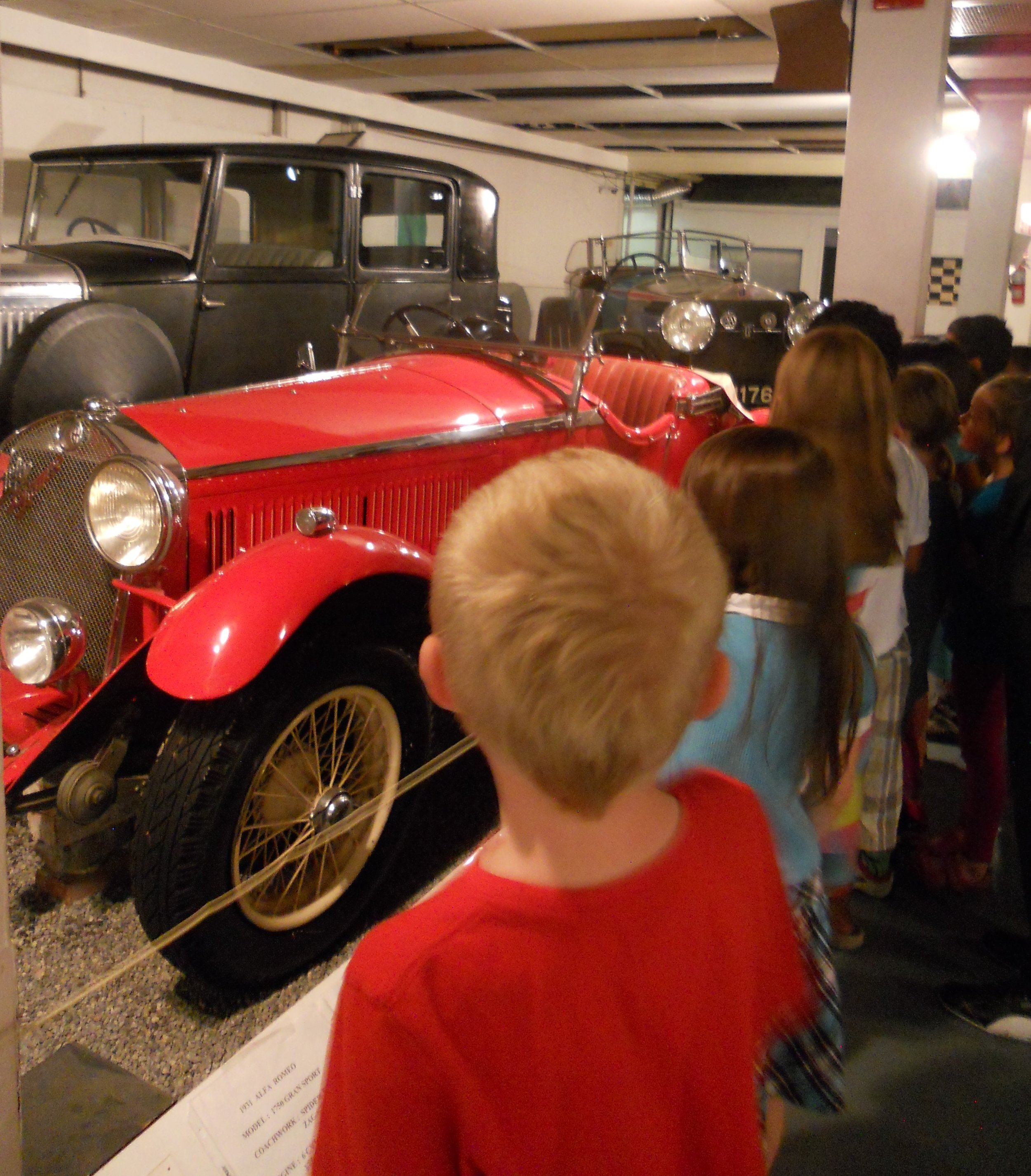 School tours of the Canadian Automotive Museum make for a great day in downtown Oshawa.