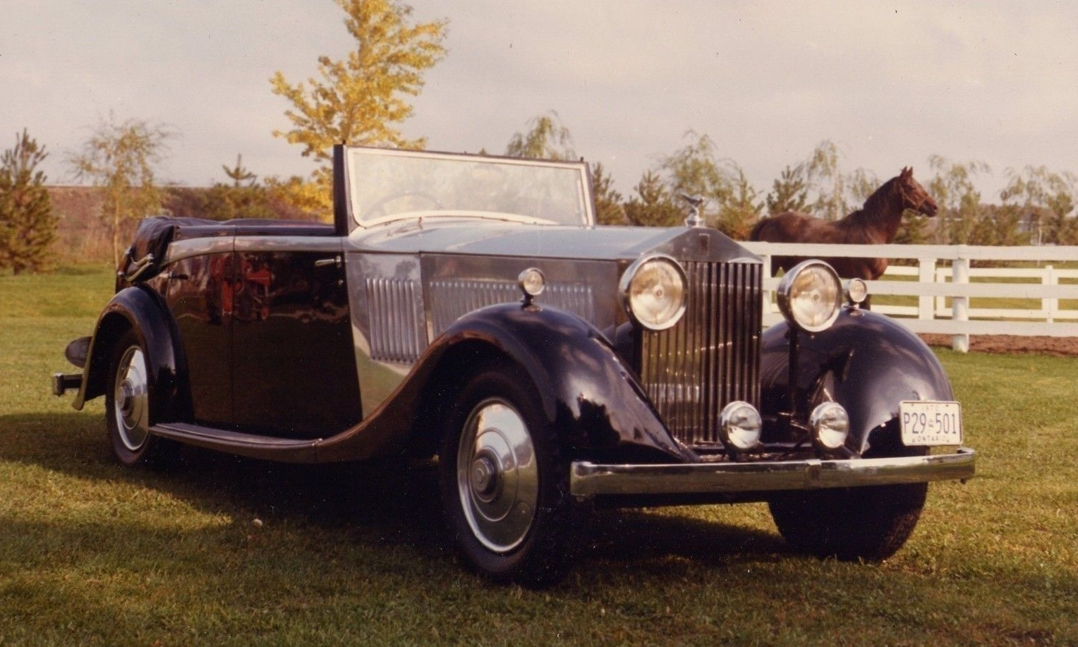1934 Rolls-Royce in North York, Ontario