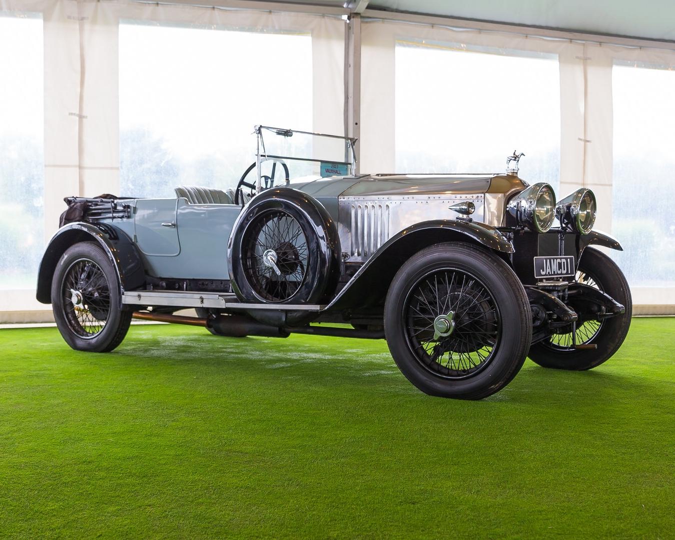 1923 Vauxhall OE 30-98